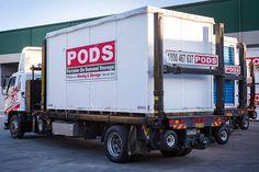 Podzilla Pods Moving, Business Storage, Storage Pods, Self Storage, Commercial