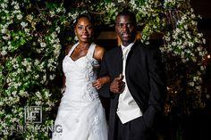 Andrea & Shaun's Wedding at Primrose Cottage in Roswell (Atlanta), Georgia