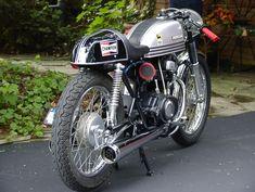 1974 Honda CB200T.....Yep, there it is!