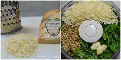 Mizuna Pesto Recipe   Five Senses Palate