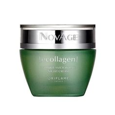 NovAge Ecollagen Wrinkle Smoothing Night Cream
