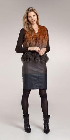 Soft Wear - Look 2 - Expresso