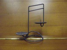 Quaver tea light holder