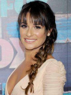 Summer '12: The best celebrity beauty looks —Lea Michele