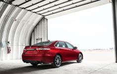 New Review 2015 Toyota Camry Release Rear View Model