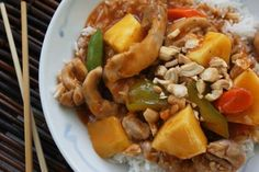 Chinese Take Out At Home: 10 Restaurant-Style Recipes For You To Try Sweet and sour chicken