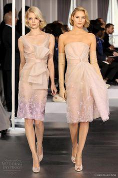Christian Dior Spring/Summer 2012