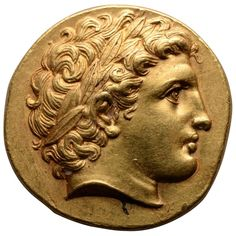 Ancient Greek Silver Tetradrachm Coin of Alexander the Great, 323 BC Ancient Rome, Ancient Greece, Ancient History, Ancient Greek Art, Greek History, Art History, Greek Animals, Greek Antiquity, Gold And Silver Coins