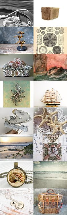 Summertime at the seashore by Beth McElhiney on Etsy--Pinned with TreasuryPin.com