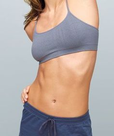 Strong Abdominals | Tone and strengthen your abdominal muscles with8 quick exercises.