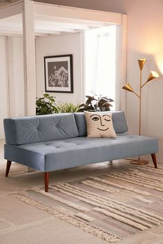 Newport Lounge Sofa - Urban Outfitters