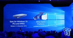 Intel shows Merged Reality Technologies at IDF 2016