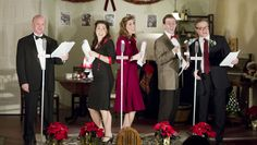 """""""It's a Wonderful Life: A Live Radio Play"""" @ Oil Lamp Theater (Glenview, IL)"""