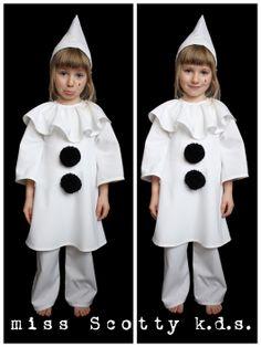 3001ca8e 19 Best Pierrot images | Clowns, Costume ideas, Costumes