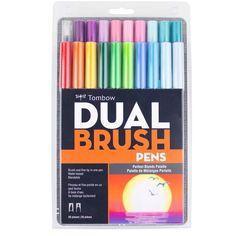 Brush Pen Art, Tombow Dual Brush Pen, Brush Markers, Copic Markers, Brush Sets, Pen Sets, Blender Pen, Palette, Marker Art