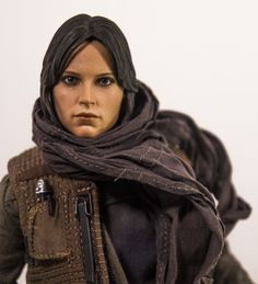 Hot Toys 1/6 Scale Deluxe Jyn Erso - Star Wars Shrine
