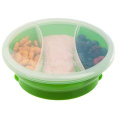 Fresh Starts Chilled Travel Bowl : All Fit & Fresh Lunch Containers