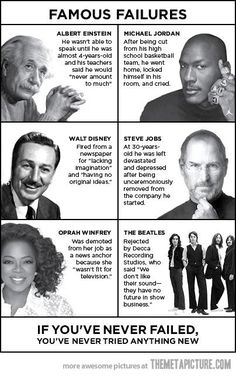 """Hey #entrepreneur: Failure is part of the learning process! Penina Rybak MA/CCC-SLP CEO Socially Speaking LLC Author: """"The NICE Reboot: How to Become a Better Female Entrepreneur-How to Balance Your Craving for Humanity & Technology in Today's Startup Culture"""" Creator: Socially Speaking™ App for iPad Websites: sociallyspeakingLLC.com, niceinitiative.com  Twitter: @PopGoesPenina"""