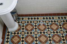 Winckelmans tile-Woolahra pattern