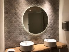 Shower Accent Tile, Bathroom Accent Wall, Bathroom Accents, Guest Bathrooms, Upstairs Bathrooms, Small Bathroom, Master Bathroom, Rv Bathroom, Reface Fireplace