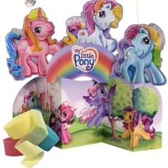 My Little Pony Party Decoration Package