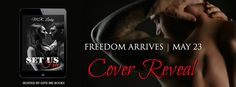 Renee Entress's Blog: [Cover Reveal] Set Us Free by M.R. Leahy