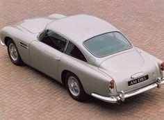 Classic Cars - Aston Martin DB5