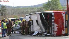 Archivada la causa por el accidente de autobús de Freginals