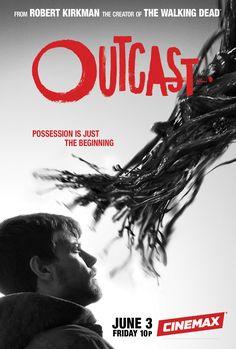 """""""Outcast"""" (serie de TV 2016) Una sería supuestamente aterradora que tengo que sufrir algún día, o mejor noche... :-)"""