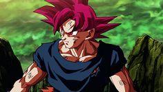 My Gif Dragon Ball Super Caulifla Kale Anime