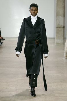 Ellery Fall 2017 Ready-to-Wear Collection Photos - Vogue (Spectrum Trench Coat)