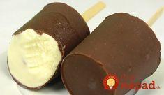 Ako uniknúť z letného horúčavu? Máme pre vás perfektný a naozaj úplne jednoduchý recept na ľadovo osviežujúcu pochúťku – bleskový smotanový nanuk. Bez chémie a konzervantov. © DepositPhotos Potrebujeme: 300 ml kondenzovaného mlieka 300 ml smotany na šľahanie 90 g mliečnej čokolády Formu na nanuky, alebo prázdne tégliky od jogurtu drevené alebo plastové paličky Postup:...