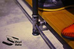 自有品牌 steel stuido 工業風格loft 水管風格層櫃 (SH04) - Yahoo! 奇摩拍賣