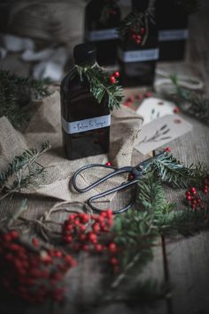 Local Milk | Make the most of that Christmas Tree you haven't tossed yet! Balsam Fir Syrup Recipe