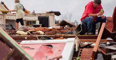 #World #News  Over a dozen dead as violent storms slam Southeast U.S.  #StopRussianAggression