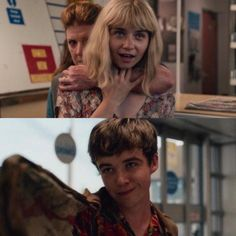 They are goals😂😭I honestly LOVED the end of the fucking world and the end had me heartbroken💔 Jessica Barden, Netflix Series, Series Movies, Tv Series, End Of The World, My World, Movies Showing, Movies And Tv Shows, Sabrina Carpenter