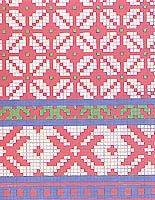 CIMDU RAKSTI pattern (Latvian)