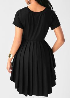 Shop Womens Fashion Tops, Blouses, T Shirts, Knitwear Online Color Shorts, Blouse Styles, Casual Wear, Blouses For Women, Plus Size Fashion, Beautiful Dresses, Round Collar, Short Sleeve Dresses, Fashion Outfits