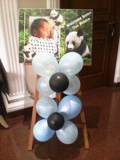 Dekorasi Balon Moment Kelahiran Bayi  Contact Order 085890997010 (wA)