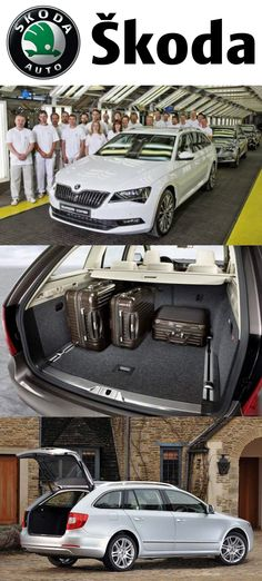 Skoda has made a confirmation regarding the commencement for the production of its Superb Estate that will be held at the Kvasiny plant in Mlada Boleslav. Confirmation, Automobile, Cars, Car, Motor Car, Autos, Vehicles, Affirmations