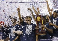 UCONN March Madness   2014 Champions...highlights from each round of the tournament.  Well done.