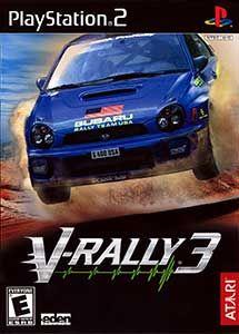 V Rally 3 Ntsc Inglés Para Ps2 Game Pc Rip Descarga Juegos Juegos Ps2 Juegos Pc