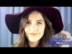 7 days and endless colors. Blank Itinerary by Paola Alberdi shows how to play it up all week long!