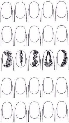 drive commas liloo nail art workshop