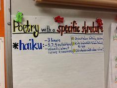 Life in 4B...: Haiku Poems & Planning for LDGs