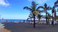 Playa Jardin w Puerto de La Cruz