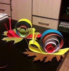 Diy For Kids, Crafts For Kids, Arts And Crafts, Paper Crafts, Diy Crafts, Henri Matisse, Art Inspo, Seasons, Children
