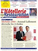 Hôtellerie Restauration Journal : L'Hebdo des CHR -n°3383 27 février 2014
