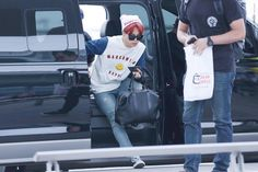 150708 BTS departing for Australia for TRB Tour