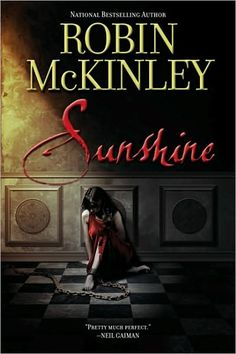 Sunshine by Robin McKinley. After Anne Rice, this is my favorite vampire novel.